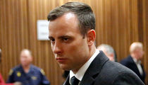 Oscar Pistorius Hospitalized for Chest Pain