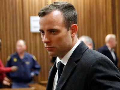Oscar Pistorius Hospitalized for Chest Pain