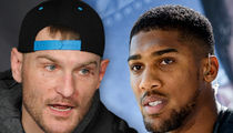 UFC's Stipe Miocic Calls Out Anthony Joshua: Let's Fight!