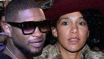 Usher's Wife Standing by Him, Not Concerned About STD Lawsuit