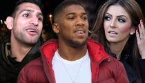 Amir Khan: I'm Divorcing My Wife, She's Banging Anthony Joshua