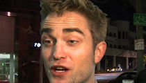 Robert Pattinson Says He Was Joking About Masturbating a Dog