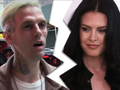 Aaron Carter Split from Girlfriend, Madison Parker, Before Bisexual Announcement