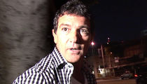 Antonio Banderas Had a Heart Attack That Required Stent Surgery