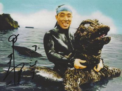 Godzilla Star Haruo Nakajima, Man in the Suit ... Dead at 88