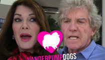 Lisa Vanderpump & Husband Sued for Alleged Assault On Dog Rescue Exec