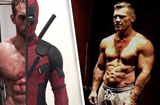 Image result for josh brolin ryan reynolds
