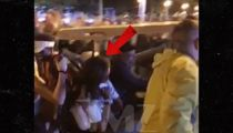 Malia Obama Out of It and Carted Out of Lollapalooza