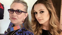 Carrie Fisher's Daughter Billie Lourd Will Inherit Nearly $7 Million