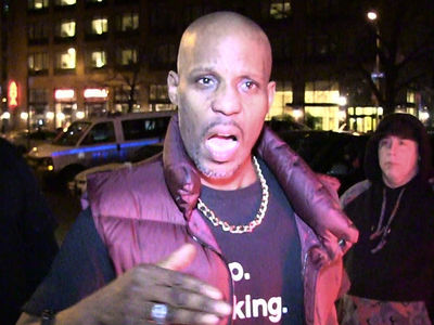 DMX Violates Tax Evasion Bail Bond and Jail Looms
