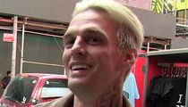 Aaron Carter Performs at Gay Bar After Coming Out as Bisexual