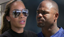 Evelyn Lozada to Carl Crawford: I'm Keeping the $1.4 Million Engagement Ring