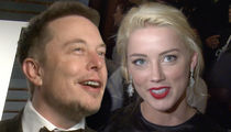 Elon Musk, Amber Heard -- 'It's Just a Normal Relationship'