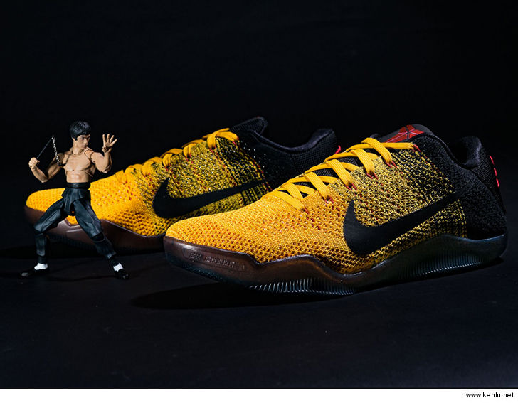 eeb8a46d6364 Kyrie Irving Honors Kobe Bryant with Sick Bruce Lee Kicks