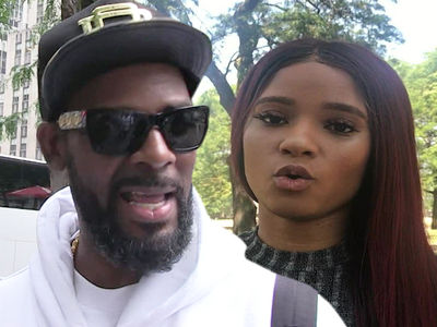 R. Kelly's Alleged Captive Joycelyn Savage, Family Hires Legal Team to Secure Return