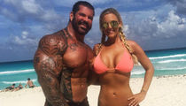 Bodybuilder Rich Piana Alive & Fighting After Medical Emergency, Girlfriend Says