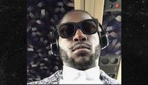 Antonio Brown Debuts Hipster Handlebar Mustache