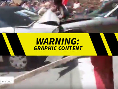 Car Plows Into Crowd in Charlottesville Amid Alt-Right Protests