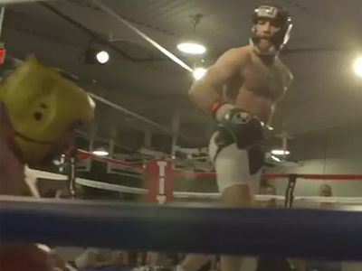 Conor McGregor Video Surfaces Showing He Knocked Out Paulie Malignaggi