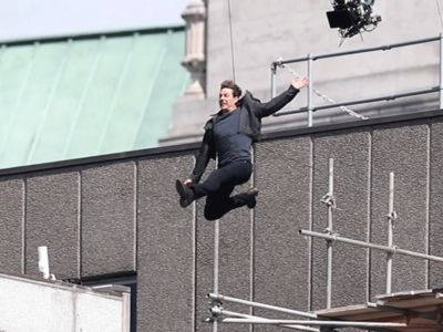 Tom Cruise Broke His Ankle During Stunt Gone Wrong on 'Mission: Impossible 6'