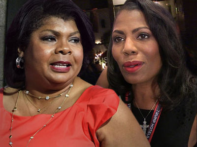 Omarosa Tries Stealing Reporter April Ryan's Thunder at NABJ, But She Denies Stirring the Pot