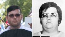 Charlottesville Killer Dead Ringer for John Lennon's Killer Mark David Chapman