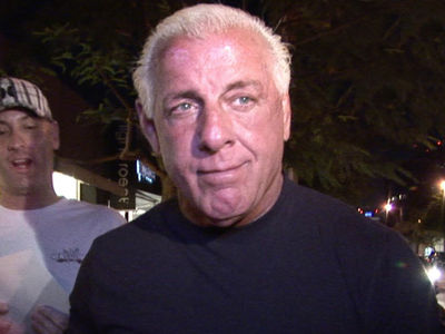Ric Flair Out of Surgery After Medically Induced Coma, Family By His Side