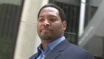 Robert Horry Fight: Injury Photos Show Bloody Gashes