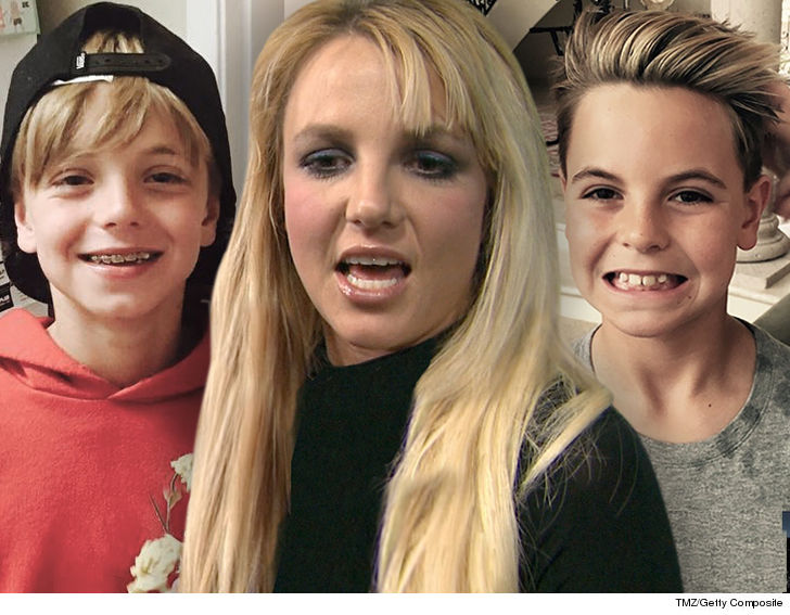 Britney Spears is Drafting a New Will to Protect Her Kids ...