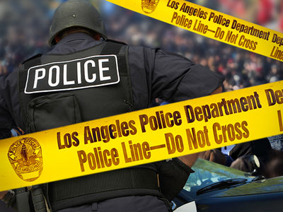 LAPD's Patrol Cars to Block Terrorist Vehicles from Charlottesville-Type Attacks