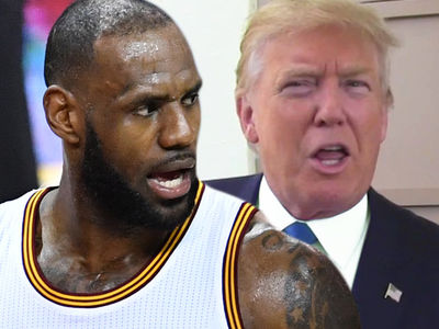 LeBron James: Trump Made Hate Fashionable Again