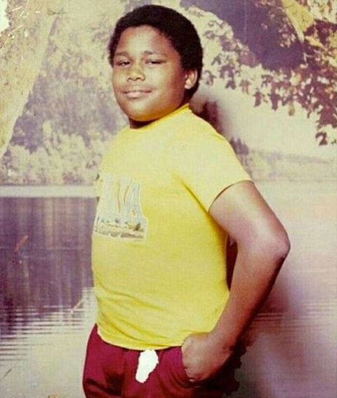 Before this mini-man became the king of comedy, he was just another little dude with big dreams in Los Angeles, California.