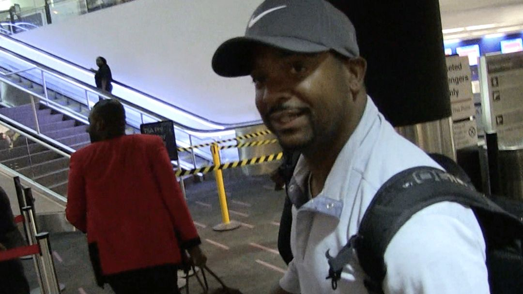 Alfonso Ribeiro Shoots Down Fresh Prince Revival Rumors Tmzcom