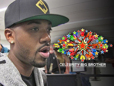 Ray J's Slapping 'Celebrity Big Brother' with Lawsuit