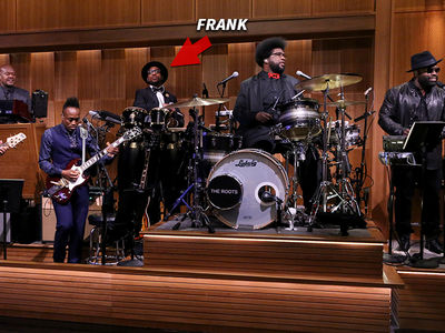 The Roots Sued by Ex-Drummer for Back Royalties and Using His Pic