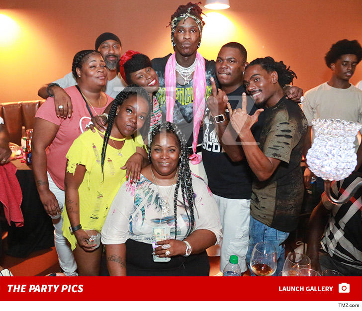 Young Thug Gifts Mom 50k On His Birthday