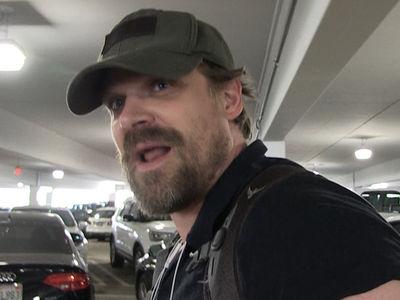 'Stranger Things' Star David Harbour Reveals Season 3