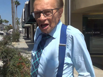 Larry King, 'I Don't Know this Donald Trump'