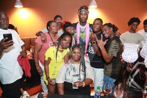 Young Thug's Birthday Party Pictures