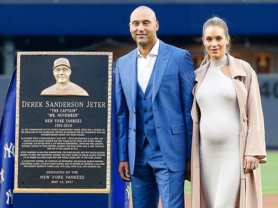 Derek Jeter's Wife Hannah Davis Gives Birth to Baby Girl