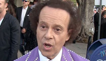 Richard Simmons Provides List, Why I'm Not Transgender