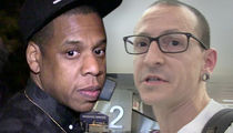 JAY-Z Honors Chester Bennington at UK Concert