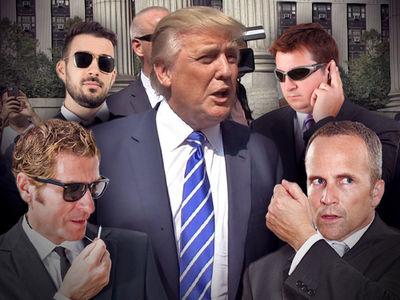 President Trump's Making the Secret Service Go Broke! (Update: Wait, Not Really)