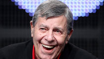 Jerry Lewis Cause of Death, His Heart Gave Out