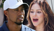 Tiger Woods, Katharine McPhee Declare Legal War Over Nude Photo Hacks