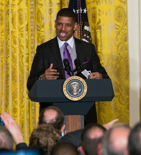 Kevin Johnson started as an NBA athlete and ended up the Mayor of Sacramento