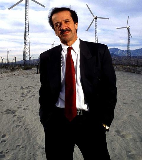 Sonny Bono went from singer to Mayor of Palm Springs and California congressman