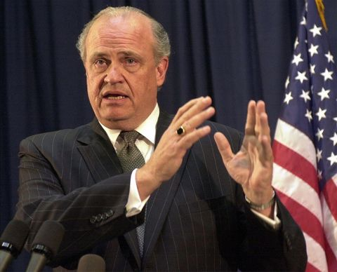 Fred Thompson moved from 'Hunt for Red October' to U.S. Senate