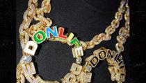 Big Sean Drops $180k for 100 Carat Diamond Chains