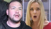Jon and Kate Gosselin, Cops Called Over Custody Dispute